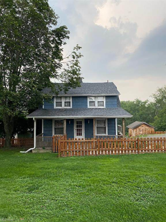 169 Sanford, East Liverpool, OH 43920 (MLS #4301132) :: The Art of Real Estate