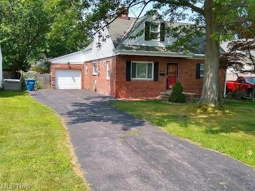 5506 Mooreland Avenue, Mentor-on-the-Lake, OH 44060 (MLS #4301196) :: The Crockett Team, Howard Hanna