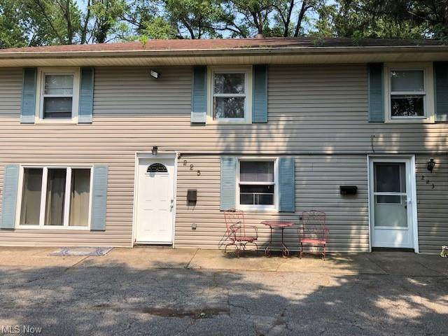 223-225 N Main Street, Amherst, OH 44001 (MLS #4301364) :: The Art of Real Estate