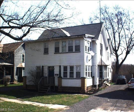 314 Chestnut Avenue NE, Warren, OH 44483 (MLS #4301577) :: The Holly Ritchie Team