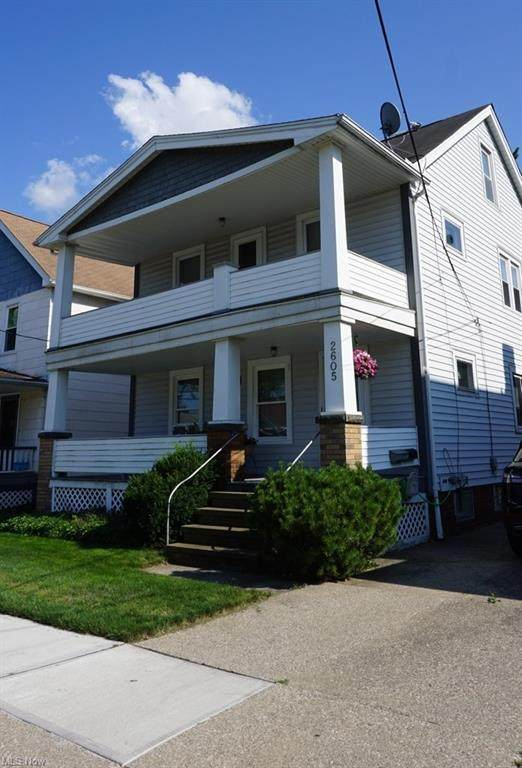2605 Saratoga Avenue, Cleveland, OH 44109 (MLS #4302153) :: The Art of Real Estate