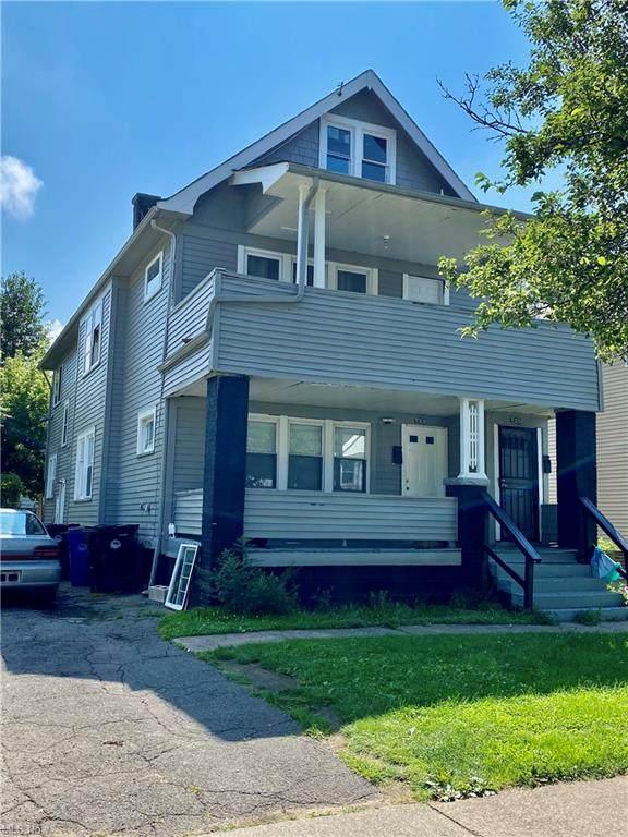735 E 117th Street, Cleveland, OH 44108 (MLS #4302161) :: Keller Williams Chervenic Realty