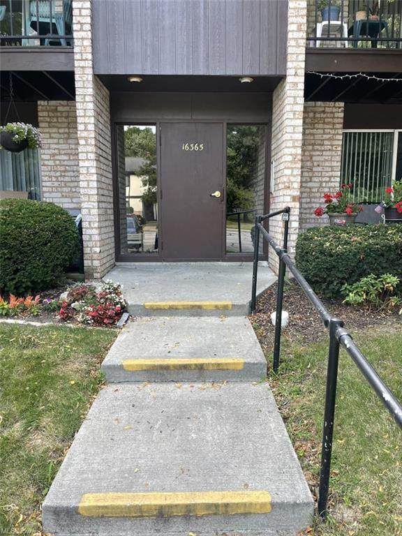 16365 Heather Lane F103, Cleveland, OH 44130 (MLS #4302193) :: RE/MAX Edge Realty