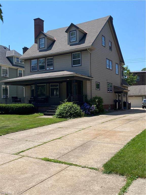 1442 W Clifton Boulevard, Lakewood, OH 44107 (MLS #4302206) :: The Holden Agency