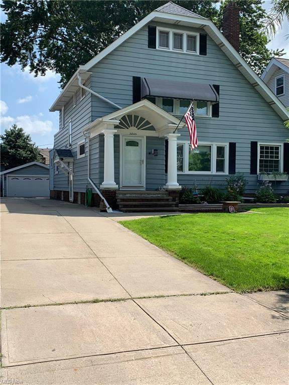3845 W 160th Street, Cleveland, OH 44111 (MLS #4302268) :: The Holden Agency