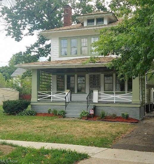 12406 Forest Grove Avenue, Cleveland, OH 44108 (MLS #4302385) :: Keller Williams Chervenic Realty
