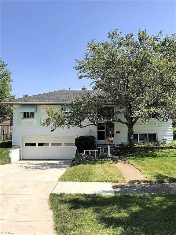 5827 Middlebrook Boulevard, Brook Park, OH 44142 (MLS #4302542) :: The Holden Agency