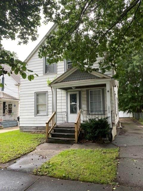 3658 E 55th Street, Cleveland, OH 44105 (MLS #4302568) :: TG Real Estate