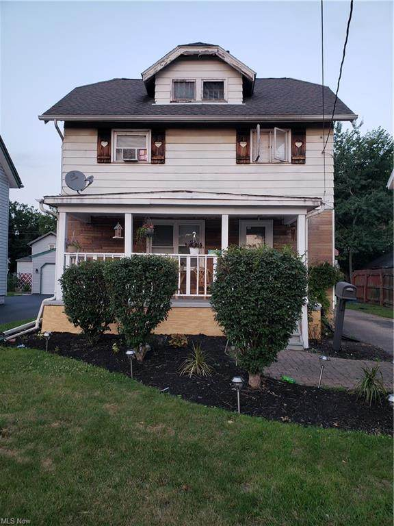 1225 Kenmore Avenue SE, Warren, OH 44484 (MLS #4302731) :: The Jess Nader Team | REMAX CROSSROADS