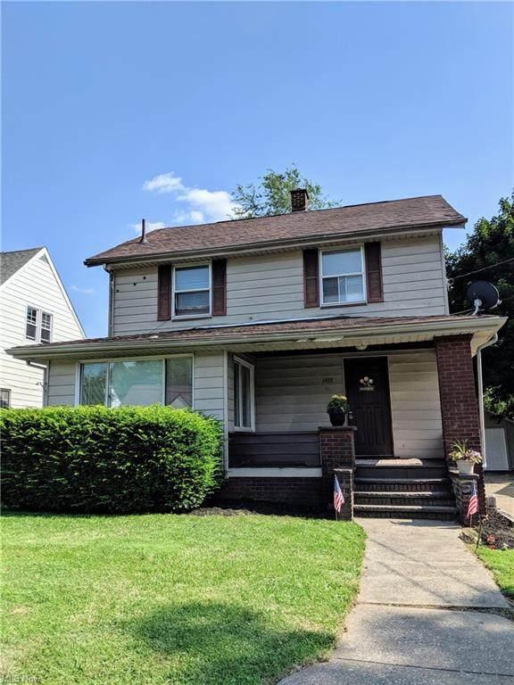 1022 19th Street NE, Canton, OH 44714 (MLS #4302887) :: Tammy Grogan and Associates at Keller Williams Chervenic Realty