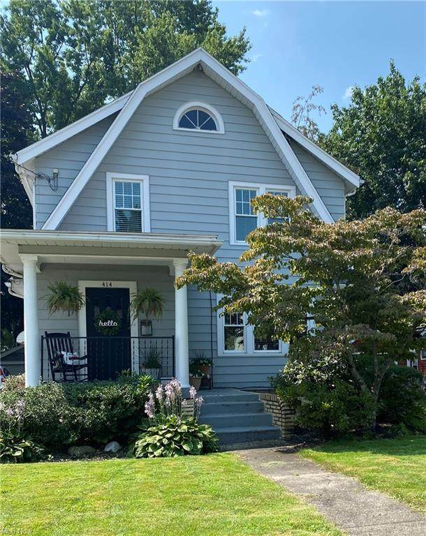 414 E Tuscarawas Avenue, Barberton, OH 44203 (MLS #4302952) :: The Holly Ritchie Team