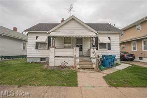 2522 E 33rd Street, Lorain, OH 44055 (MLS #4303033) :: Keller Williams Chervenic Realty