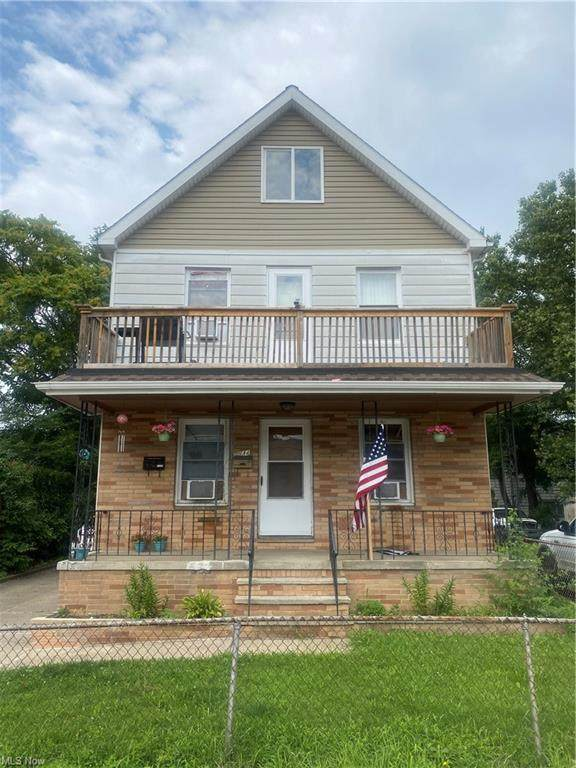 3244 W 33rd Street, Cleveland, OH 44109 (MLS #4303039) :: RE/MAX Edge Realty