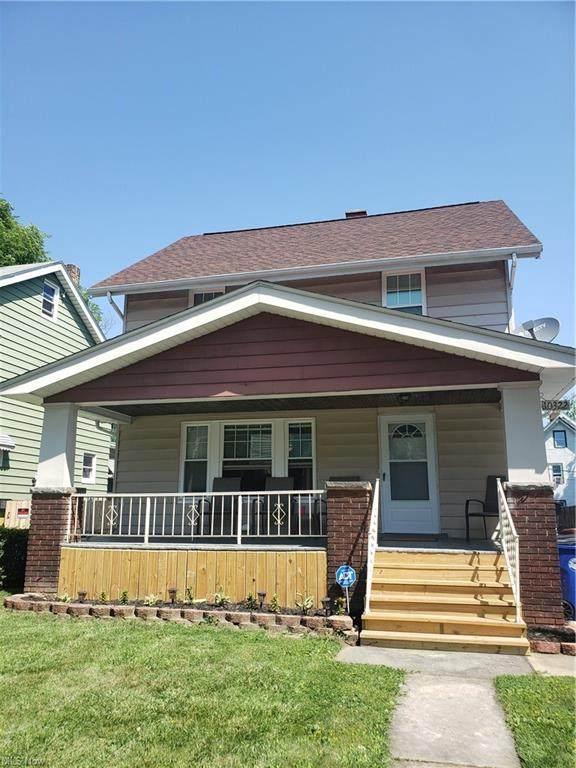 10322 Loretta Avenue, Cleveland, OH 44111 (MLS #4303104) :: RE/MAX Edge Realty