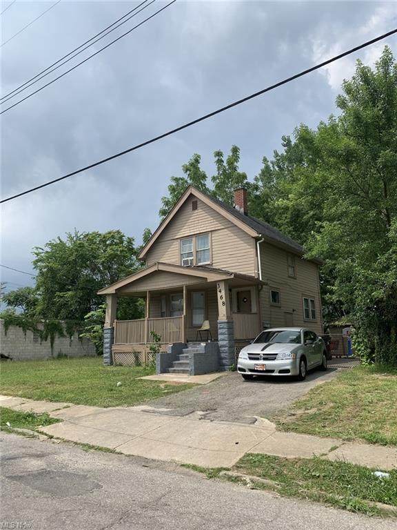3468 E 126th Street, Cleveland, OH 44120 (MLS #4303154) :: RE/MAX Edge Realty