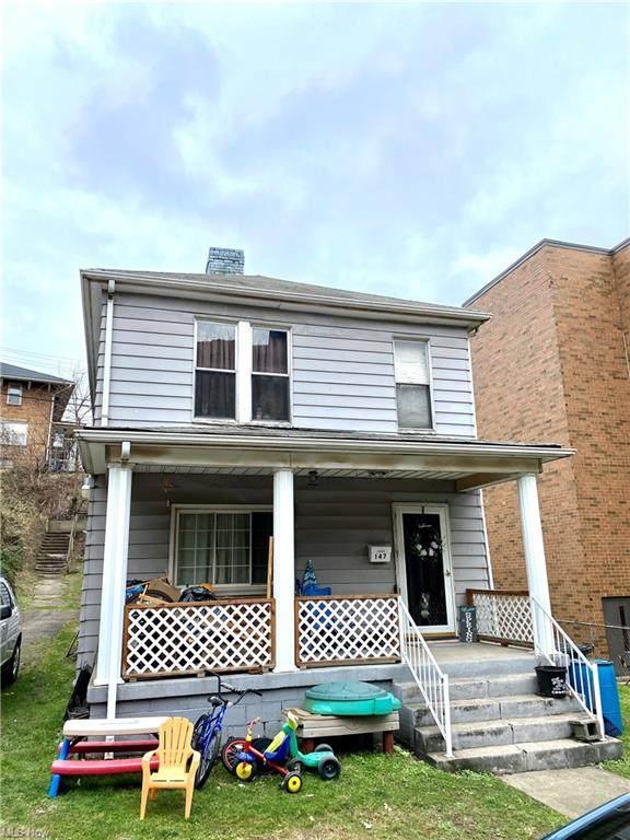 147 Ravine Street, Mingo Junction, OH 43938 (MLS #4303169) :: TG Real Estate