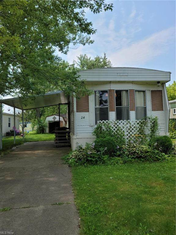 24 Thomas Boulevard NW, Massillon, OH 44647 (MLS #4303407) :: RE/MAX Trends Realty
