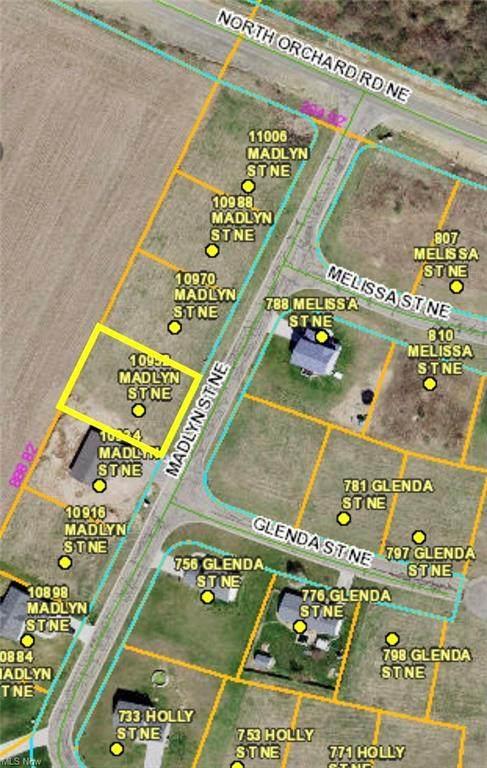 10952 Madlyn Street NE, Bolivar, OH 44612 (MLS #4303484) :: Krch Realty