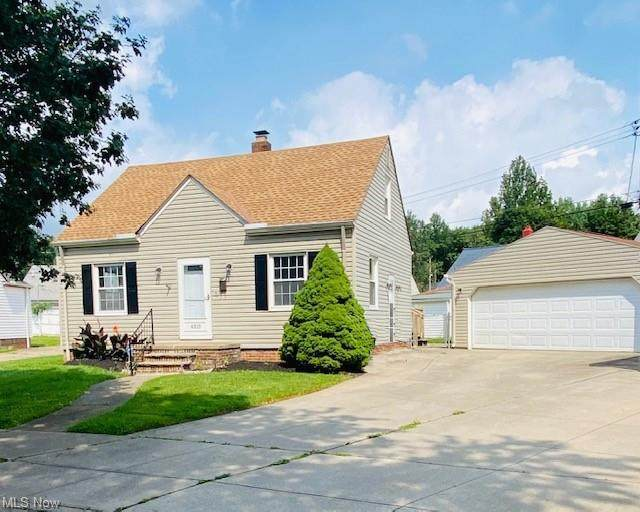 4310 Redding Road, Cleveland, OH 44109 (MLS #4303546) :: RE/MAX Edge Realty