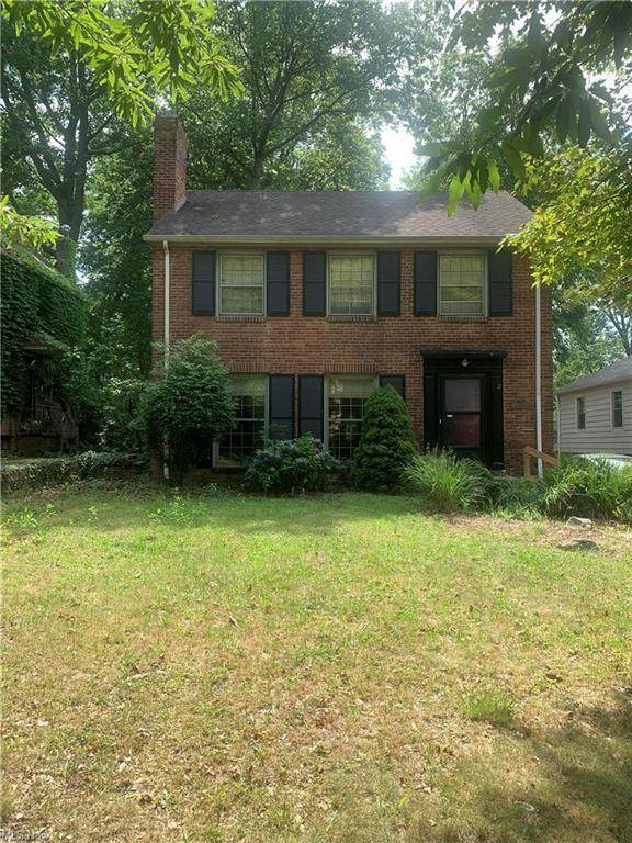 1050 Allston Road, Cleveland Heights, OH 44121 (MLS #4303611) :: The Holden Agency