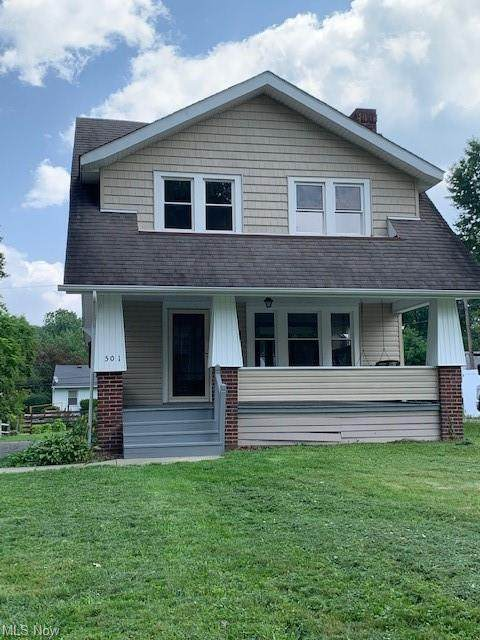 501 Greenwood Avenue, Akron, OH 44320 (MLS #4303723) :: The Holden Agency