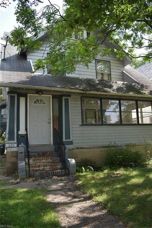 329 Cloverdale Avenue, Akron, OH 44302 (MLS #4303730) :: TG Real Estate