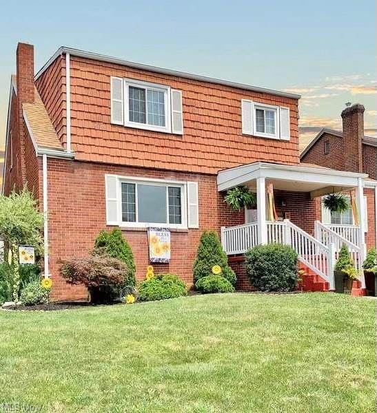 1805 Oregon Avenue, Steubenville, OH 43952 (MLS #4303756) :: Select Properties Realty