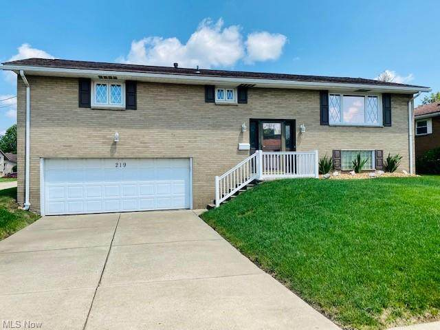 219 Benita Drive, Mingo Junction, OH 43938 (MLS #4303789) :: TG Real Estate