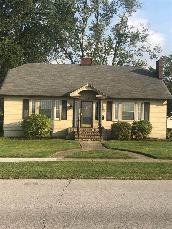 2556 Walnut Boulevard, Ashtabula, OH 44004 (MLS #4303822) :: Select Properties Realty