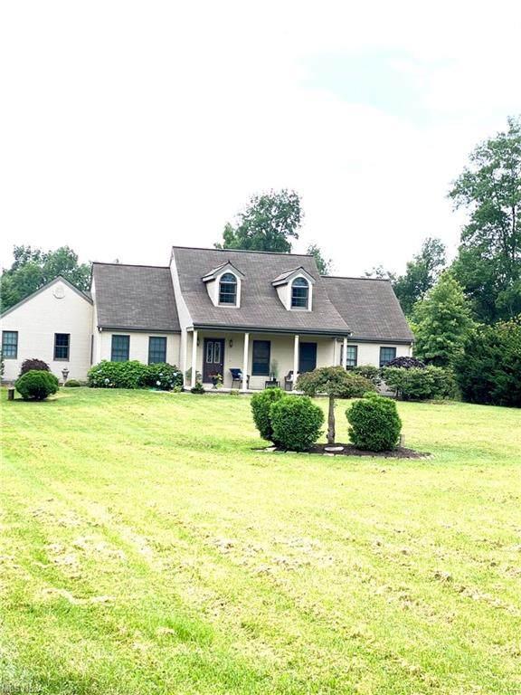 8502 Thompson Sharpsville Road, Masury, OH 44438 (MLS #4303995) :: Tammy Grogan and Associates at Keller Williams Chervenic Realty