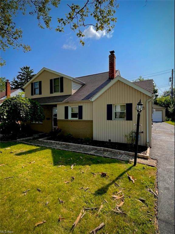 1397 Orchard Heights Drive, Mayfield Heights, OH 44124 (MLS #4304045) :: Select Properties Realty