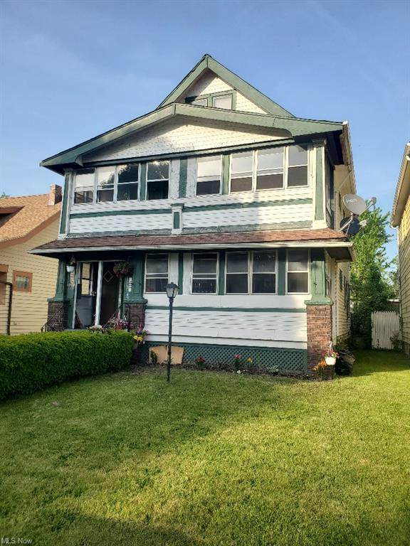 1023 E 145th Street, Cleveland, OH 44110 (MLS #4304046) :: RE/MAX Edge Realty