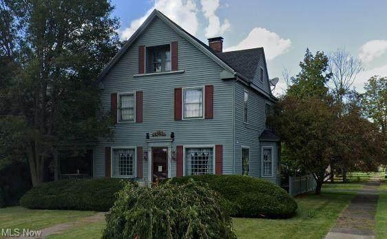 732 Robbins Avenue, Niles, OH 44446 (MLS #4304075) :: Select Properties Realty