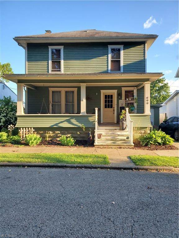 644 E Bell Avenue, McConnelsville, OH 43756 (MLS #4304495) :: Simply Better Realty