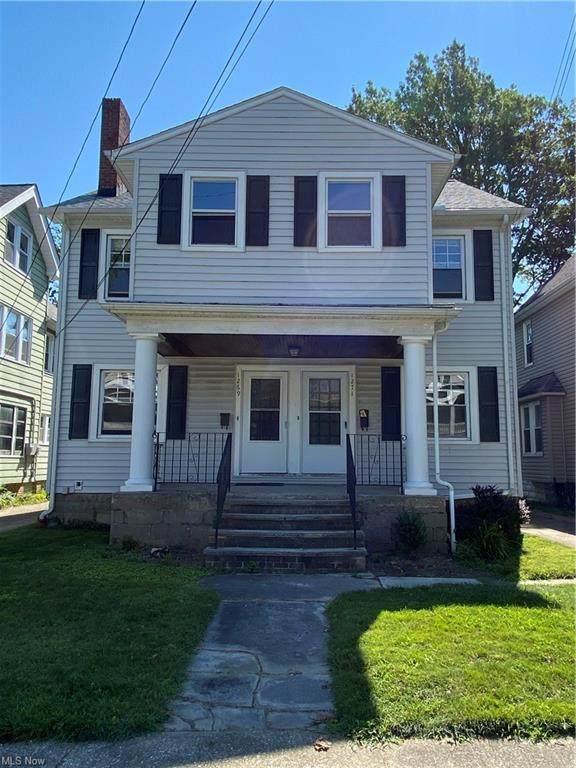 1269 Brockley Avenue, Lakewood, OH 44107 (MLS #4304701) :: RE/MAX Edge Realty
