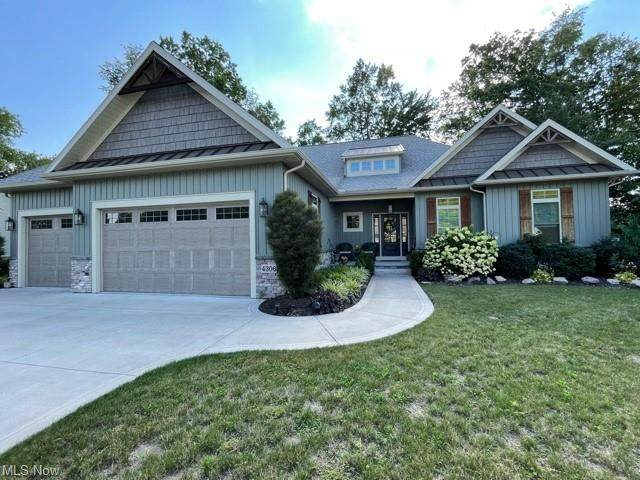 4306 Folkstone Circle, Uniontown, OH 44685 (MLS #4304839) :: RE/MAX Edge Realty