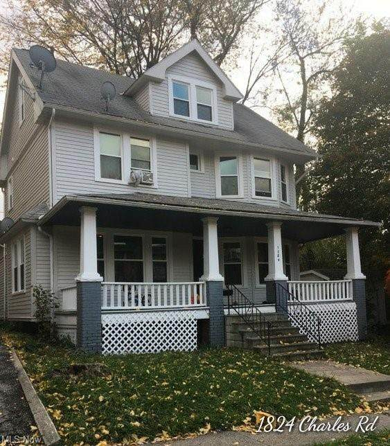 1824 Charles, East Cleveland, OH 44112 (MLS #4306725) :: Jackson Realty