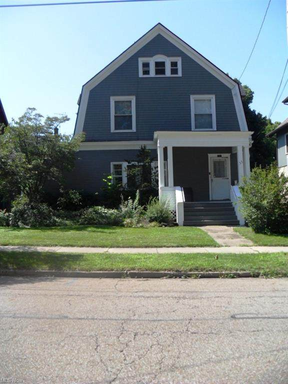 33 S Rose Boulevard, Akron, OH 44302 (MLS #4306786) :: Jackson Realty