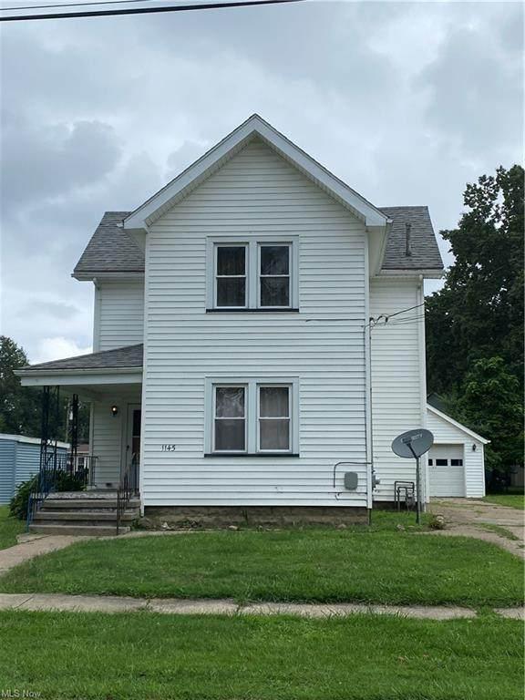 1145 E 16th Street, Ashtabula, OH 44004 (MLS #4308949) :: The Crockett Team, Howard Hanna