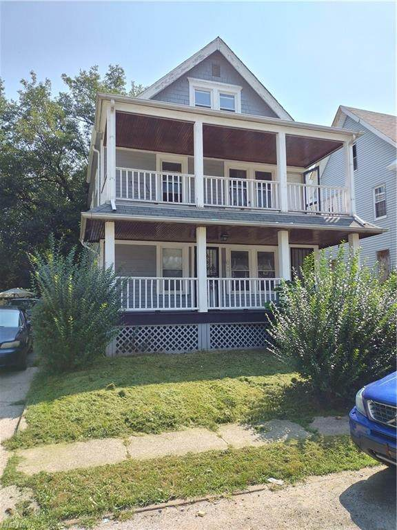 1201 N Lockwood Avenue, East Cleveland, OH 44112 (MLS #4310379) :: RE/MAX Edge Realty