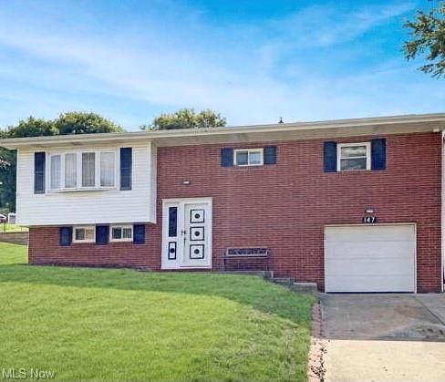 147 Susan Drive, Wintersville, OH 43953 (MLS #4310410) :: Keller Williams Chervenic Realty