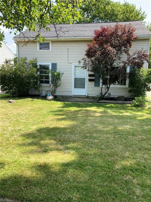 281 Wesley Avenue, Elyria, OH 44035 (MLS #4310417) :: The Holden Agency