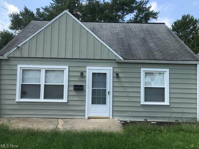 466 N Bon Air Avenue, Youngstown, OH 44509 (MLS #4310634) :: TG Real Estate