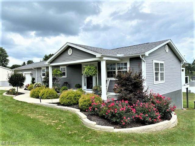 3760 Dona Drive, Zanesville, OH 43701 (MLS #4310796) :: The Holden Agency