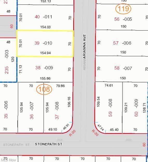 Arianna Avenue, Lorain, OH 44052 (MLS #4310842) :: Keller Williams Legacy Group Realty