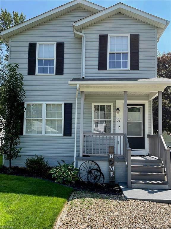 51 Marion Avenue, Mogadore, OH 44260 (MLS #4310953) :: Keller Williams Chervenic Realty