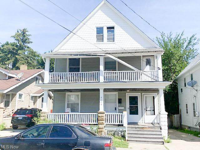 4104 Clybourne Avenue, Cleveland, OH 44109 (MLS #4311066) :: Simply Better Realty