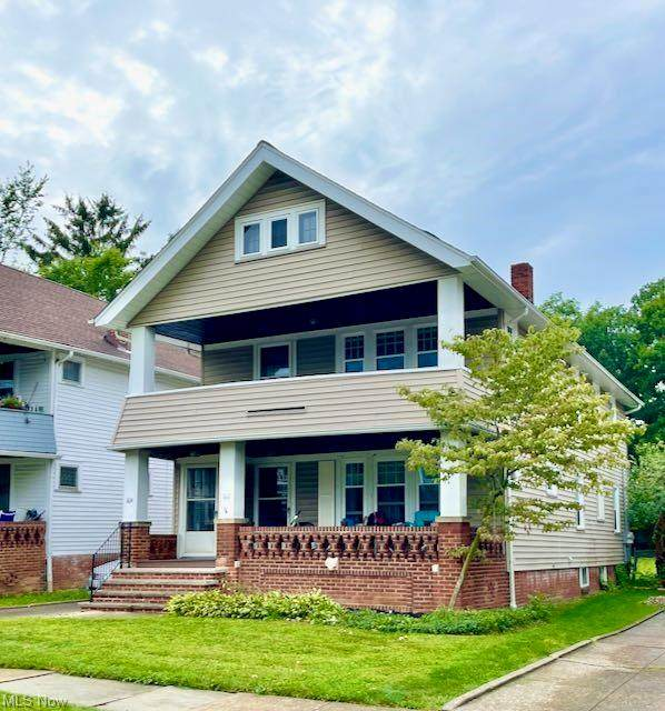 1614 Victoria Avenue, Lakewood, OH 44107 (MLS #4311973) :: The Holden Agency