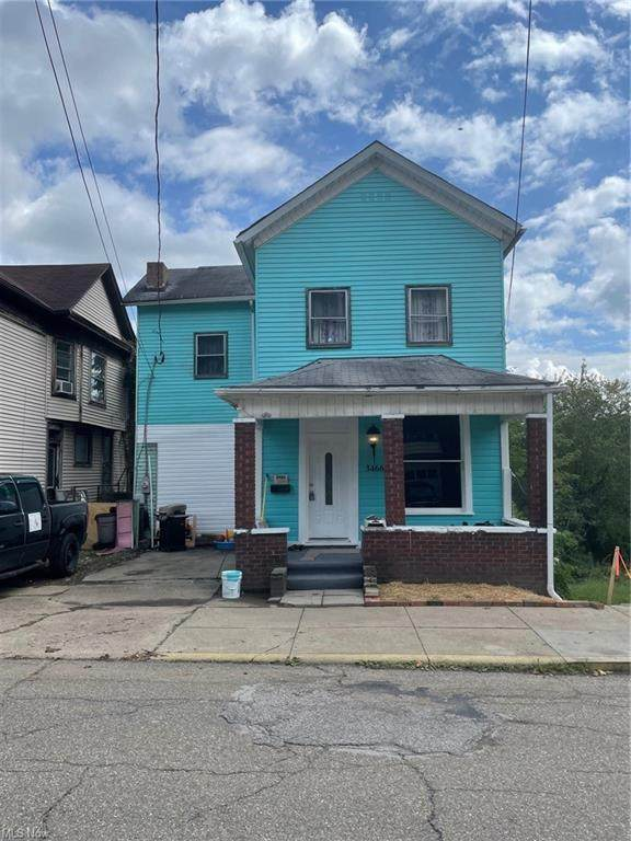 3466 Franklin Street, Bellaire, OH 43906 (MLS #4312780) :: Simply Better Realty