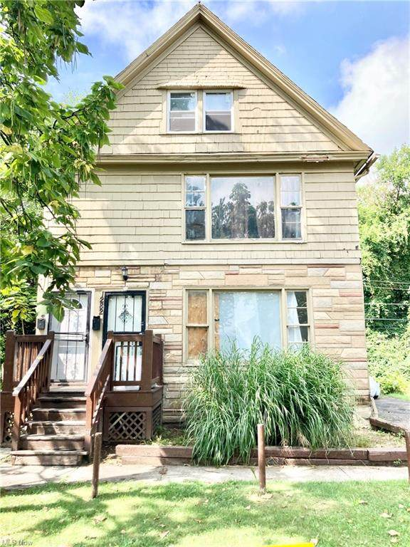 1282 Rozelle Avenue, East Cleveland, OH 44112 (MLS #4312783) :: Jackson Realty